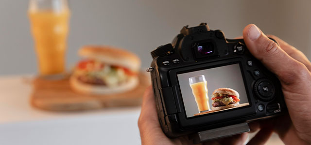 Compositing product photography in Photoshop