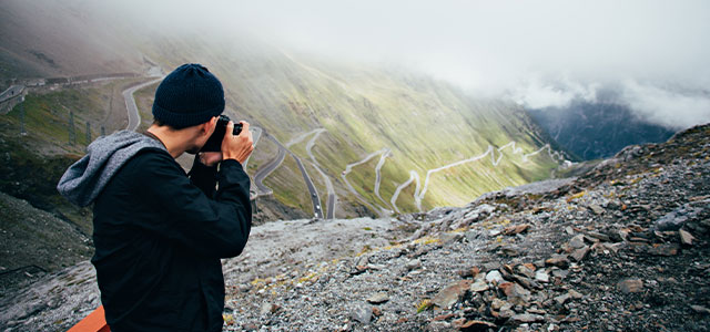 Travel photography: Geologging and journaling on the road