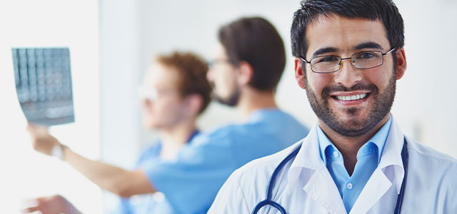 """""""I am a medical student"""" – The motivations and interests of 5 future physicians:"""