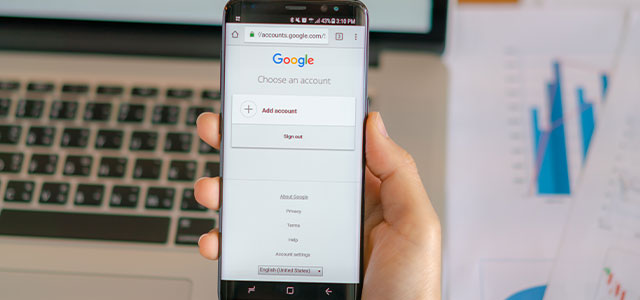 Creating and managing your Google account