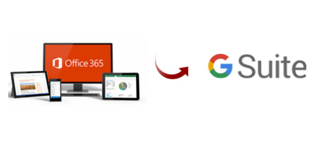 Migrating from Office 2013 to Google Apps